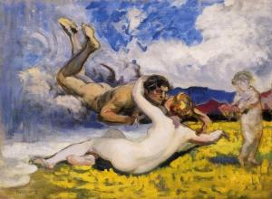 Thorma_Janos-Lovers_in_the_Field