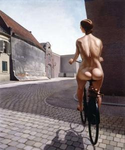 Nude-Cyclist_Moesman_1941