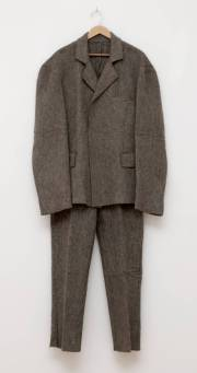 Felt Suit 1970 by Joseph Beuys 1921-1986