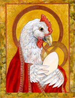 chicken-art_madonna_and_egg