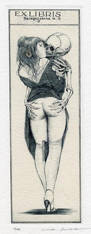Αποτέλεσμα εικόνας για erotic death art