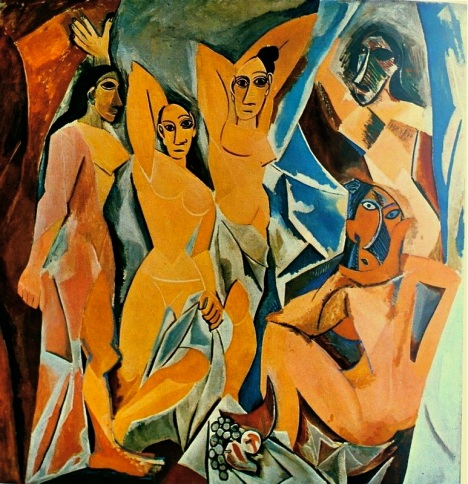 Under The Plum Blossom Tree: Picasso And Primitivism: The Story ...